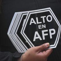 [FOTOS] Las mejores postales que dejó la marcha en contra de las AFP