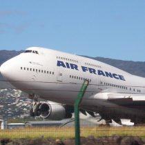 Air France cancela el 20% de los vuelos para hoy y mañana