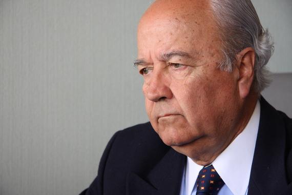 Jorge Arancibia renuncia a la UDI y dice que usan