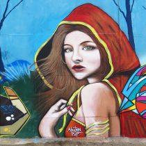 El festival del graffiti que le cambió la cara a Bajos de Mena