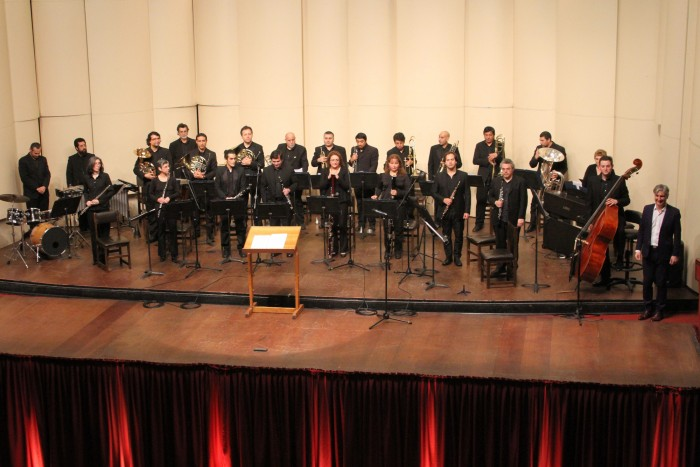 Concierto de cámara de la Orquesta Sinfónica UdeC en Teatro U. de Concepción, 4 de agosto. Entrada liberada