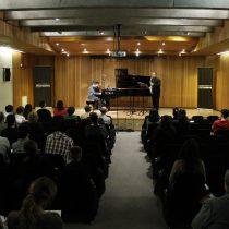Conciertos de cámara del Instituto de Música UC en Fundación Cultural de Providencia, miércoles de julio. Entrada liberada