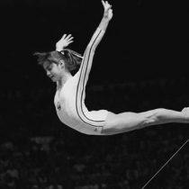 [VIDEO] La perfección de Nadia Comaneci que deslumbró a todos en los Juegos Olímpicos de Montreal hace 40 años