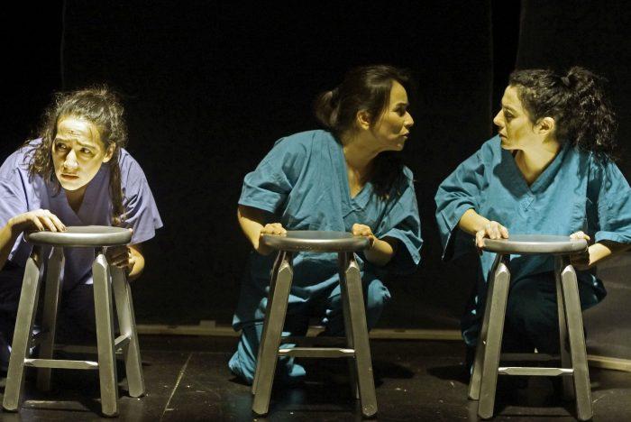 """Obra """"Parcabruta"""" de la compañía Power People en Teatro de la Aurora, hasta el 15 de julio"""