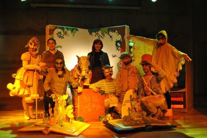 Festival de Teatro Infantil y Familiar de Invierno en Biblioteca de Santiago, hasta el 24 de julio. Entrada liberada