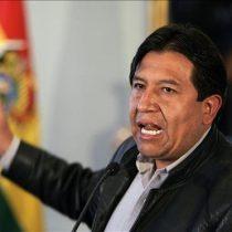 Choquehuanca denuncia desprotección de carga boliviana en puerto de Arica