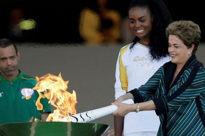 Gobierno brasileño invita a Rousseff y a Lula a inauguración de los Juegos Olímpicos