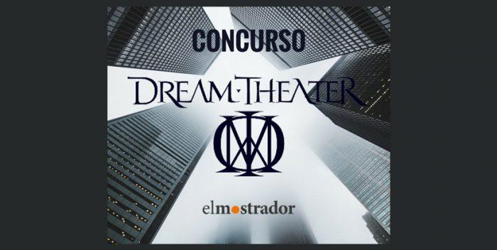 RESULTADO CONCURSO: Tres entradas dobles concierto Dream Theater en el Teatro Caupolicán