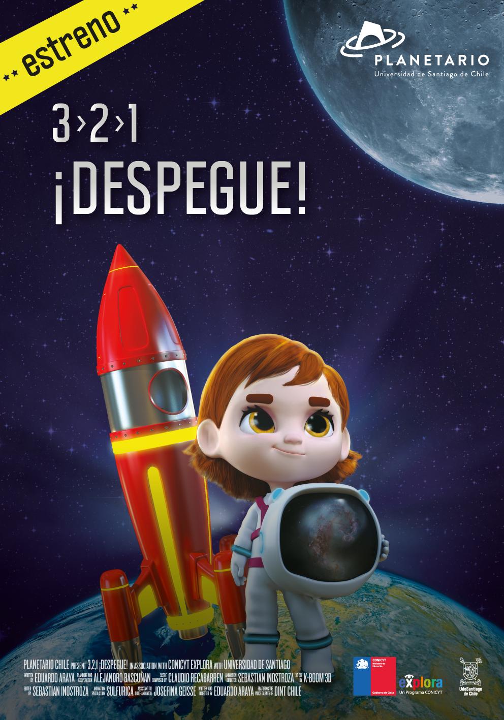 Estreno_Afiche-321Despegue