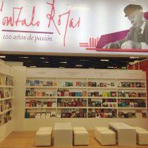 Chile llega a la Feria Internacional del Libro de Lima con súperventas locales