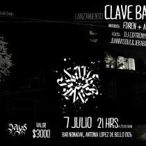 Grupo rapero Clave Baja presenta disco homónimo