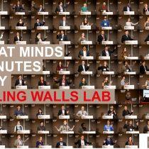 Jóvenes talentos de 100 países, incluido Chile, se preparan para cambiar el mundo en tres minutos