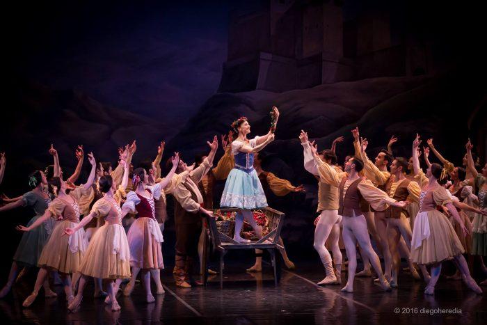 """Estrella del Royal Ballet de Londres protagoniza """"Giselle"""" en el Teatro del Lago"""