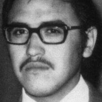 Ministro Carroza somete a proceso a ex agente de la DINA por el secuestro de un profesor en 1975