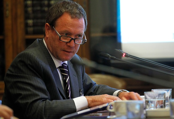 Jorge Bofill, abogado de Cheyre: