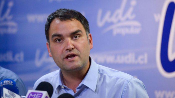 """Javier Macaya: """"En la UDI nadie sobra"""""""