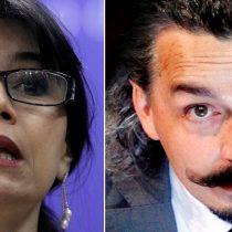 Ministra Blanco designó a esposa de fiscal Pablo Gómez como conservadora de Bienes Raíces ad portas de ratificación  de Abbott en el Ministerio Público