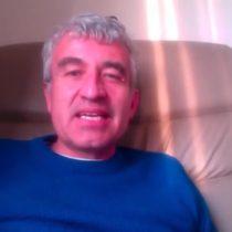 [VIDEO] Reaparece Jorge González y condena publicación de libro con sus frases como