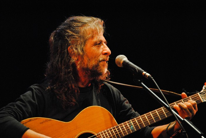 Concierto Luis Le-bert: 40 años de canciones en Museo Violeta Parra, 30 julio