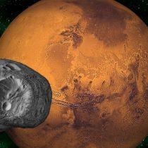 Explican origen y extinción de las lunas de Marte