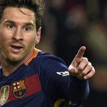 Justicia española condena a Messi a 21 meses de cárcel por fraude fiscal