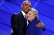 Obama arropa a Clinton: