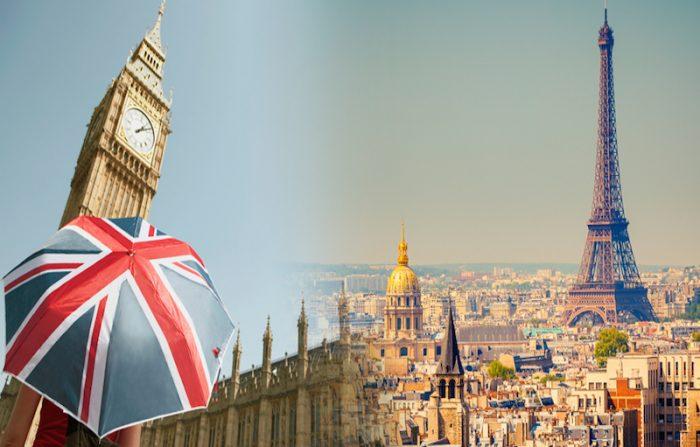 Desde París con amor: Francia seduce a negocios del Reino Unido