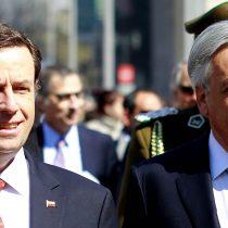 La primera gira de campaña de Piñera marcada por la sombra de las AFP