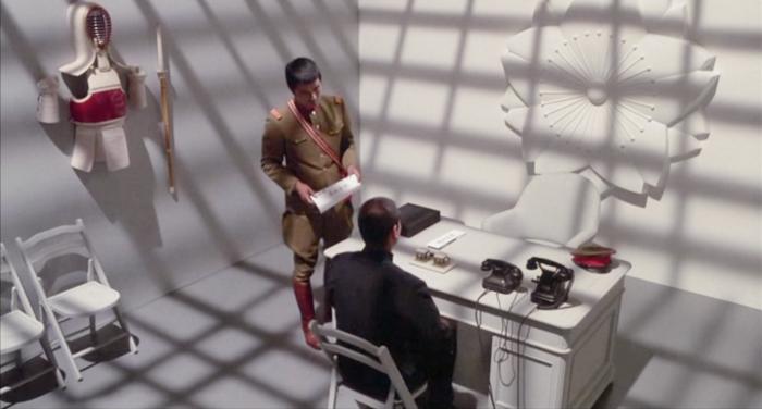 """Película """"Mishima"""" dirigida por Paul Schrader"""