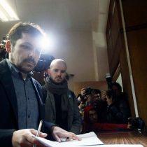 Sebastián Depolo (RD) tras reunión con Ricardo Lagos: