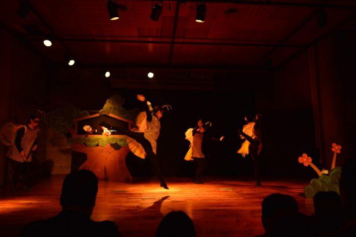"""Teatro familiar: """"La danza de las abejas"""" en Museo Violeta Parra, 23 de julio. Entrada liberada"""