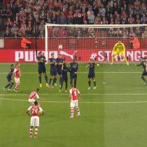 [VIDEO] Arsenal publica ranking de los mejores tiros libres y corona a Alexis Sánchez en el primer lugar