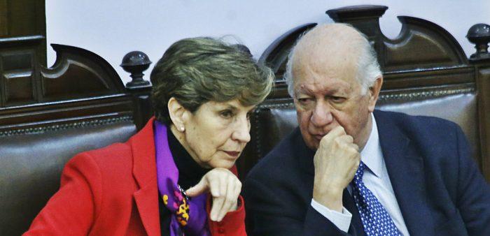 La soterrada incomodidad de Ricardo Lagos con Isabel Allende
