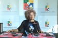 [VIDEO] Angela Davis niega que la violencia en Estados Unidos sea un choque entre