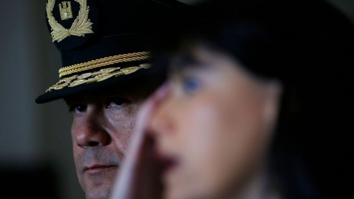Ex Director de Gendarmería declaró durante cinco horas ante Fiscalía