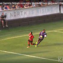 [VIDEO] El error del arquero del Minnesota United que desató las risas del equipo rival