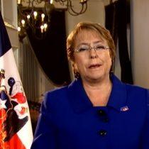 [VIDEO] Bachelet oficializa envío de Reforma a la Educación Superior al Congreso