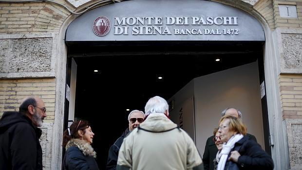Italia pedirá segundo fondo de apoyo bancario a fines de julio