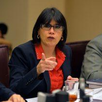 Javiera Blanco da señal de autoridad en medio de interpelación en su contra: