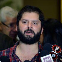 El mensaje de Boric a Ignacio Walker luego de defender a su hermano que gestionó aportes para Iván Fuentes
