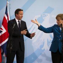 """[VIDEO] Ángela Merkel sobre el Brexit: """"Reino Unido debe dar el siguiente paso"""""""