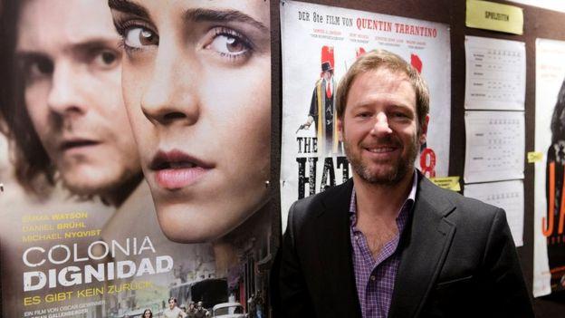 """Florian Gallenberger, director de la película """"Colonia Dignidad""""."""