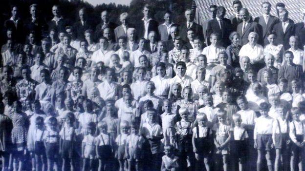 """En Colonia Dignidad llegaron a vivir centenares de personas bajo el lema: """"Silencio es fortaleza"""""""