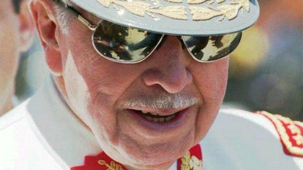 Los vínculos entre la Colonia y Augusto Pinochet eran fluidos.