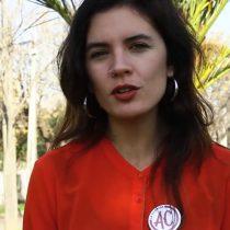 [VIDEO] Camila Vallejo invita a participar en la etapa de Cabildos Provinciales del Proceso Constituyente