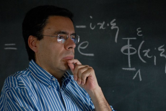 Carlos Conca, Premio Nacional de Ciencias Exactas 2000