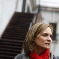 """Carolina Goic y proyecto de aborto: """"No me importan mucho las presiones que puedan ejercer nuestros socios de la Nueva Mayoría"""""""