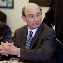Carroza decreta libertad bajo fianza para Juan Emilio Cheyre