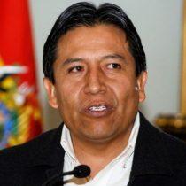 Canciller boliviano dice que su visita a Chile no es privada sino de trabajo