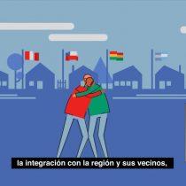 [VIDEO] Gobierno explica la contramemoria chilena por la demanda boliviana